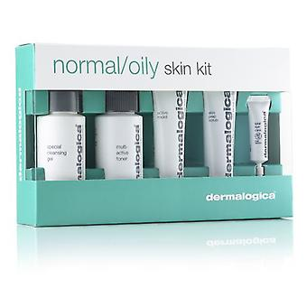 Dermalogica Skin Kit for Normal and Fat skin (Cosmetics , Facial , Gifts & packs)