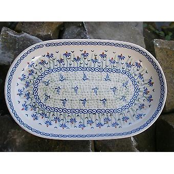 Plate, BSN, 23 x 14 cm, tradition 124 J-2623