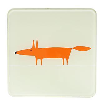 Scion Mr Fox Stone Pot Stand