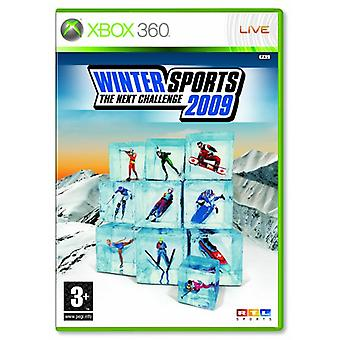 Winter Sports 2009 (Xbox 360)
