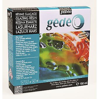 Pebeo Gedeo Glazing Resin 150ml