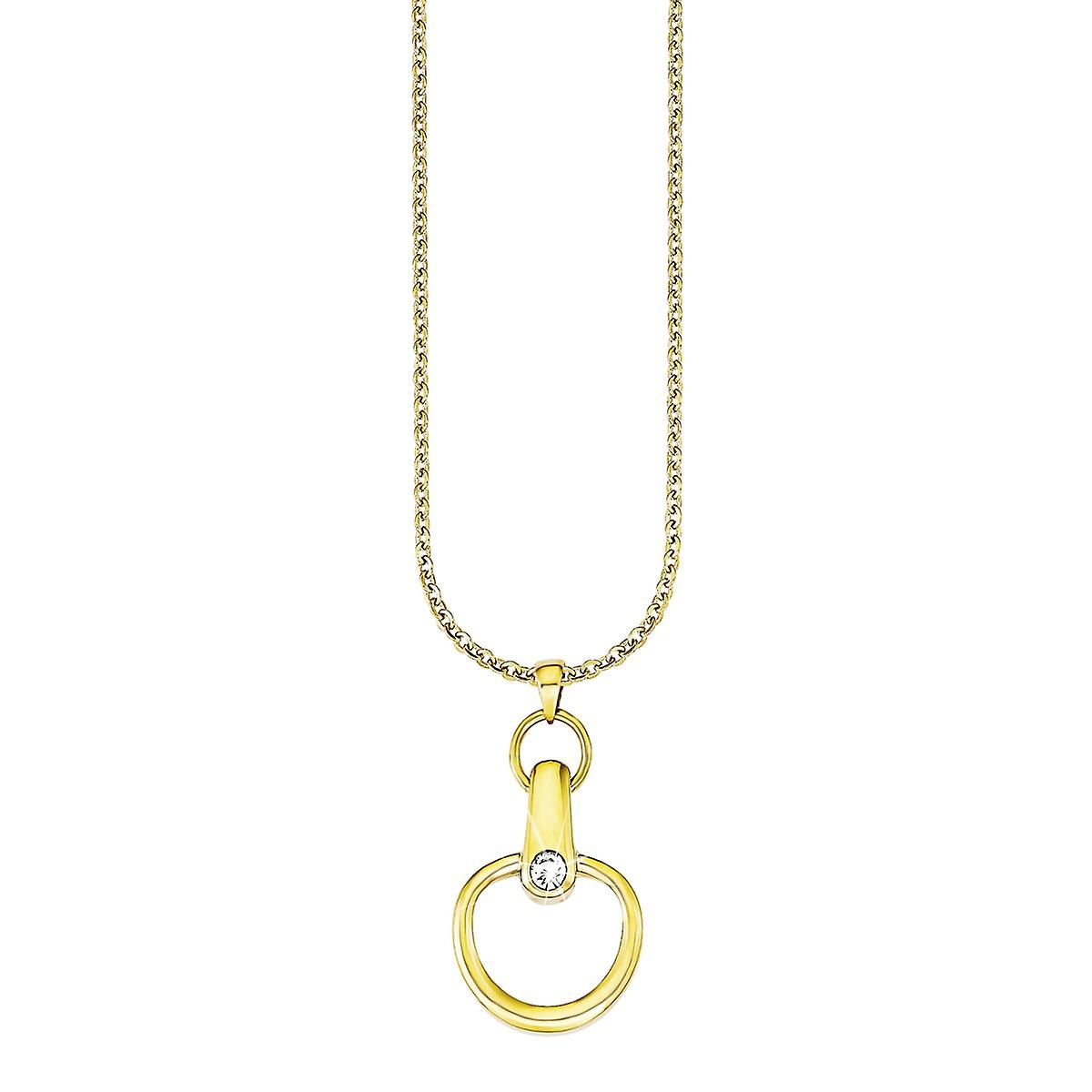 s.Oliver jewel ladies chain stainless steel gold SO1272/1 - 9111350