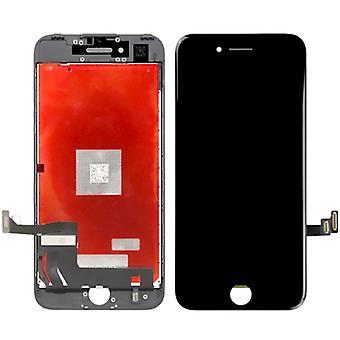 LCD complete eenheid aanrakingspaneel voor Apple iPhone 8 plus 5,5 inch zwart weergeven
