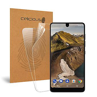 Celicious Vivid Invisible Screen Protector for Essential Phone [Pack of 2]