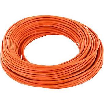 BELI-BECO D 105/10 Jumper wire 1 x 0.20 mm² Orange 10 m