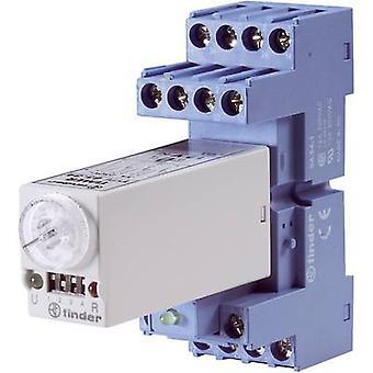 Finder 85.04.8.240 TDR Multifunction 230 V AC 1 pc(s) ATT.FX.TIME-RANGE: 0.05 s - 100 h 4 change-overs