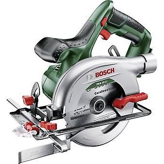 Bosch Home and Garden PKS 18 LI Cordless handheld circular saw 150 mm w/o battery 18 V