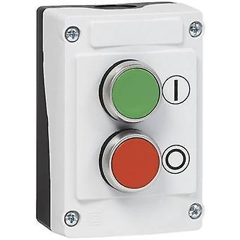 BACO LBX20120 IP66 de bouton poussoir momentané 1 PC (s)