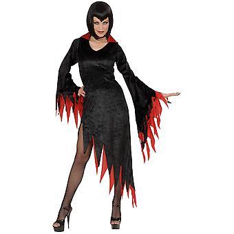 Women costumes Women Dark Mistress halloween costume