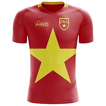 2018-2019 Vietnam Wohnkonzept Fußballtrikot