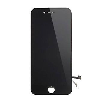 Coisas Certified® 7 iPhone tela (LCD + Touchscreen + peças) AA + qualidade - preto