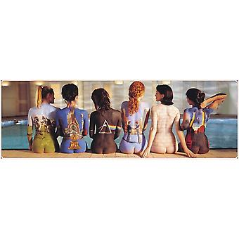 Pink Floyd poster 6 girls body painting long railway poster T rposter