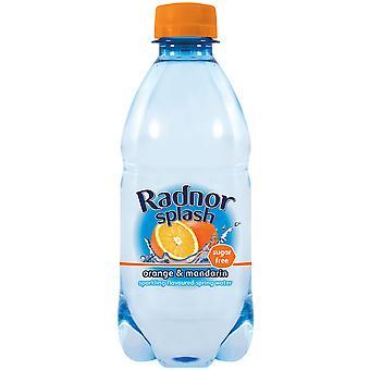 Radnor Splash Sekt Orange und Mandarine