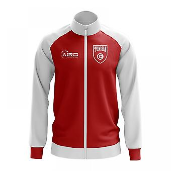 Tunisia Concept Football Track Jacket (Red)