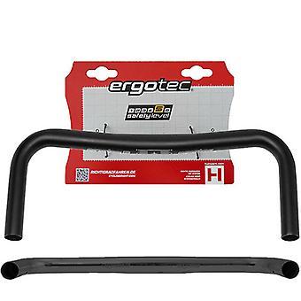 Ergotec U-bar handlebar (aluminium)