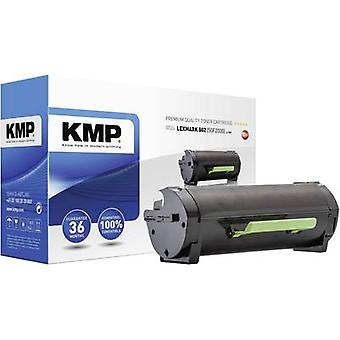 KMP Toner cartridge replaced Lexmark 502, 50F2000 Black 2000 pages L-T47