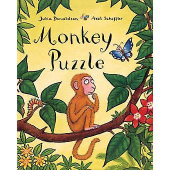 Monkey Puzzle gros livre de Julia Donaldson - Axel Scheffler - 97814050