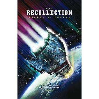 The Recollection by Gareth L. Powell - 9781907519994 Book
