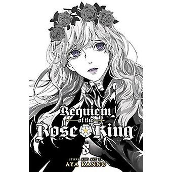 Requiem of the Rose King - Vol. 8 by Aya Kanno - 9781974700271 Book