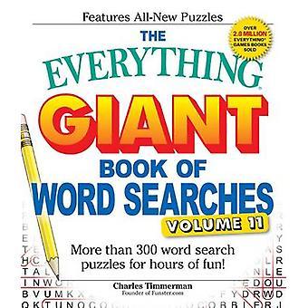 Allt jätte Mormons ord sökningar - volym 11 av Charles Timm