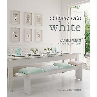 Hemma med vit av Atlanta Bartlett - 9781849758765 bok