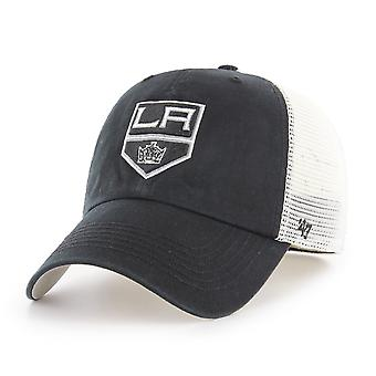 47 Brand Relaxed-Fit Cap - CLOSER Los Angeles Kings schwarz