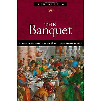 Il banchetto: Intrattenimenti nel grande corti del tardo Rinascimento in Europa (il cibo) (della serie di cibo)