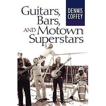 Guitarras, barras y las estrellas de Motown