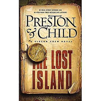 Die verlorene Insel: Ein Gideon-Crew-Roman