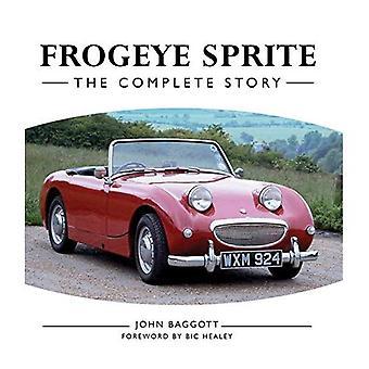 Frogeye Sprite: La historia completa