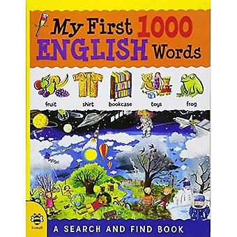 My First 1000 English Words: A Search and Find Book (My First 1000 Words)
