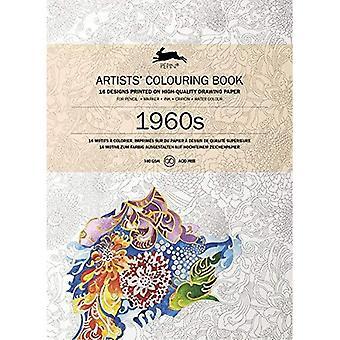 1960s: Artists' Colouring Book (Artists' Colouring Books)