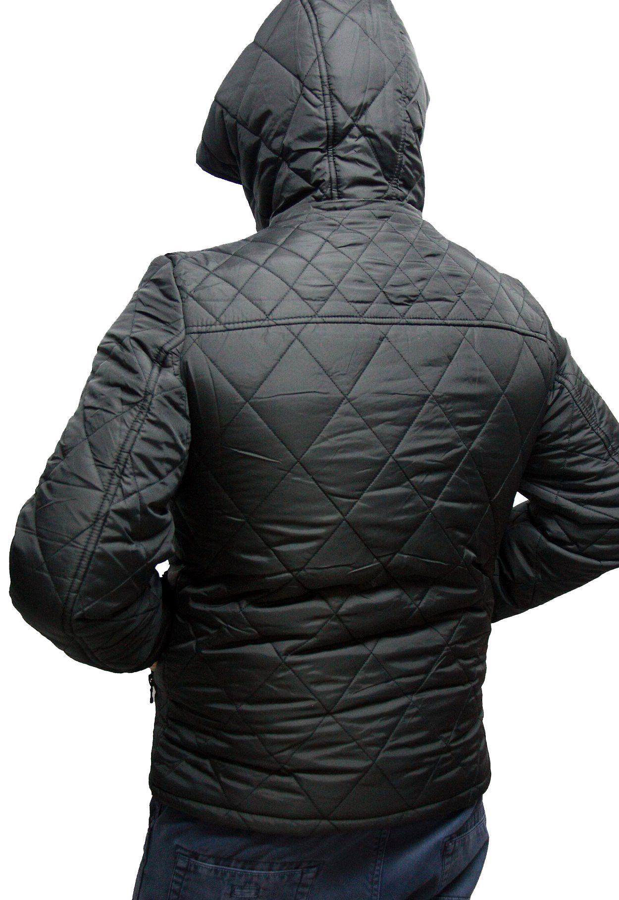 Waooh - D'Hiver Jacket Hooded Hook