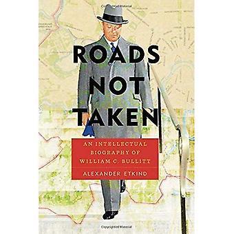 Vägar inte tagit: En intellektuell biografi över William C. Bullitt (Pitt serie i ryska och East European Studies)