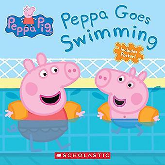 Peppa går simning (Peppa Pig) (Peppa Pig)
