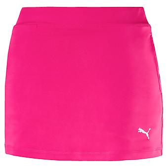 PUMA Girls Solid Knit Skirt Kinder Rock Violett