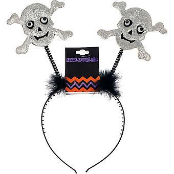 Skull Bopper Headband