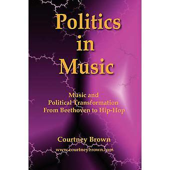 Politiek in muziek en politieke transformatie van Beethoven naar HipHop door Brown & Courtney