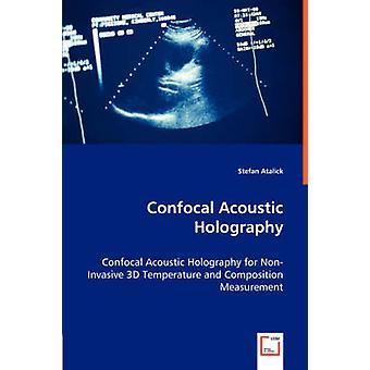 Confocale akoestische holografie Confocal akoestische holografie voor NonInvasive 3D temperatuur en samenstelling meting door Atalick & Stefan
