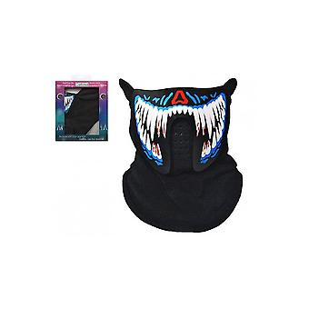 Masks  Led Mask with Teeth Halloween