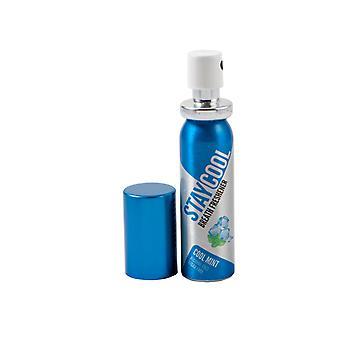Bleiben Sie Cool Mint-Packung mit 6 Atem Lufterfrischer Mundhygiene Mund Pumpe Spraydose