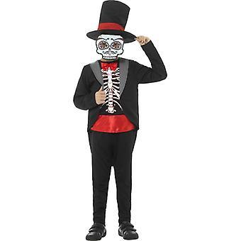 Día del traje de niño muerto