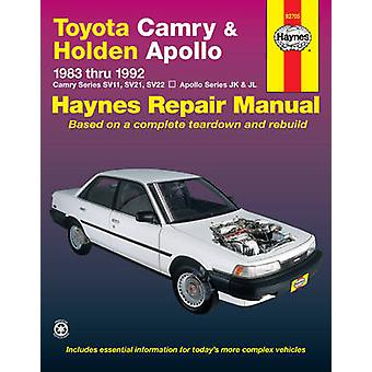 Toyota Camry and Holden Apollo Australian Automotive Repair Manual - 1