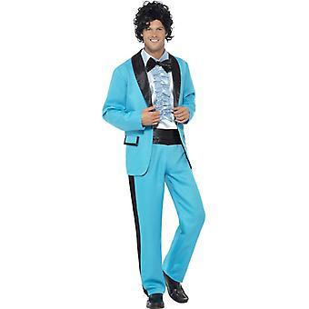 80er Pop Star Herren Kostüm Smoking Stil