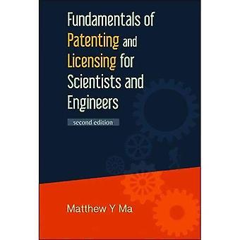 Fundamentos de patentamiento y licenciamiento para científicos e ingenieros