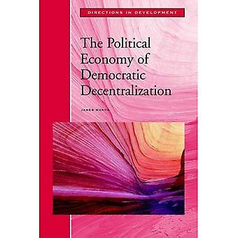 Den politiska ekonomin av demokratisk decentralisering