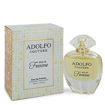 Adolfo Couture Pour Femme Eau De Parfum Spray By Adolfo 100 ml