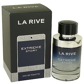 La Rive Extreme Story Eau De Toilette Spray By La Rive 75 ml