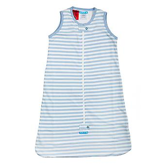 uh-oh! Baby Sleeping Bag 0.5 tog Blue Stripe Size 0