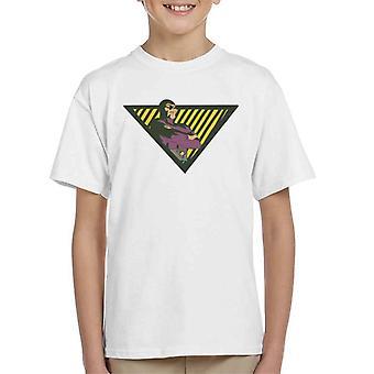 Phantom Triangle Hero Kid ' s T-shirt